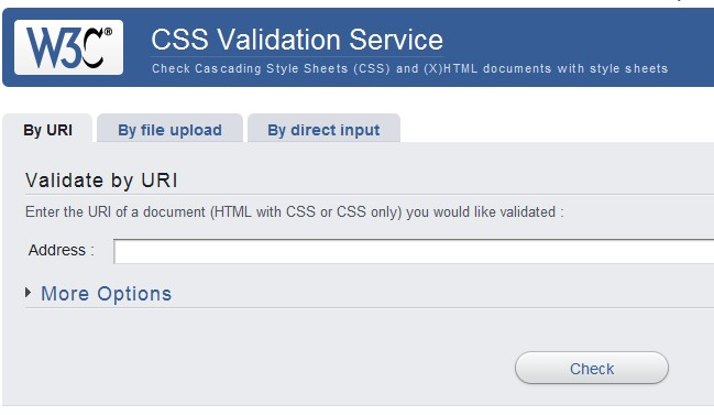 CSS Validation