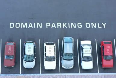 domain parking